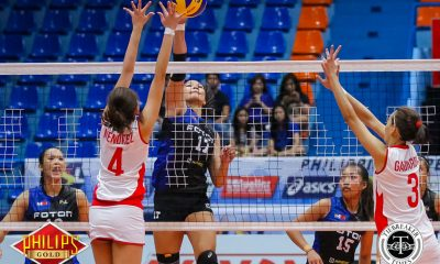 Tiebreaker Times New-look Foton makes quick work of debuting Cherrylume News PSL Volleyball  Rubie De Leon Moro Branislav Mary Ann Mendrez Lerma Giron Jen Reyes Jaja Santiago Cherrylume Iron Lady Warriors 2017 PSL Season 2017 PSL All Filipino Conference