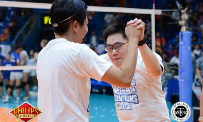 Tiebreaker Times Atty. Ty retires from active management of Pocari Sweat News PVL Volleyball  Pocari Sweat Lady Warriors Philips Gold Lady Slammers Mane 'N Tail Lady Stallions Eric Ty 2017 PVL Women's Reinforced Conference 2017 PVL Season