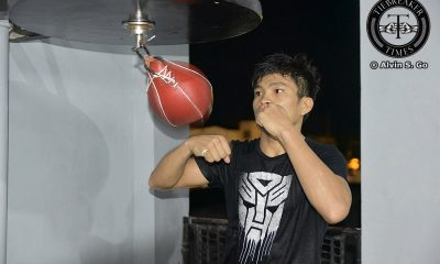 Tiebreaker Times Training alongside Pacquiao never gets old for IBF World Champ Ancajas Boxing News  Manny Pacquiao vs Jeff Horn Manny Pacquiao Joven Jimenez Jerwin Ancajas
