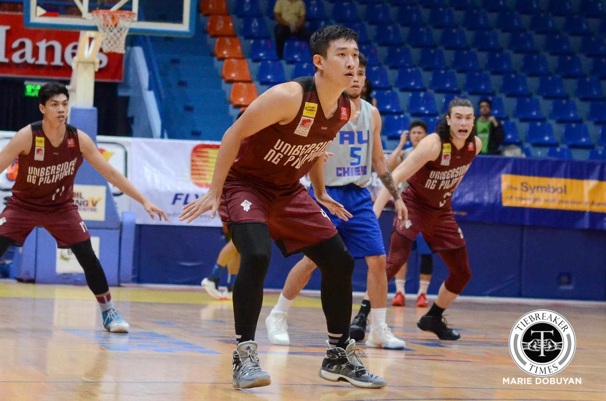 Tiebreaker Times Kyles Lao ready to step up for Manila Basketball MPBL News  Manila Stars Kyles Lao 2018 MPBL Season 2018 MPBL Datu Cup