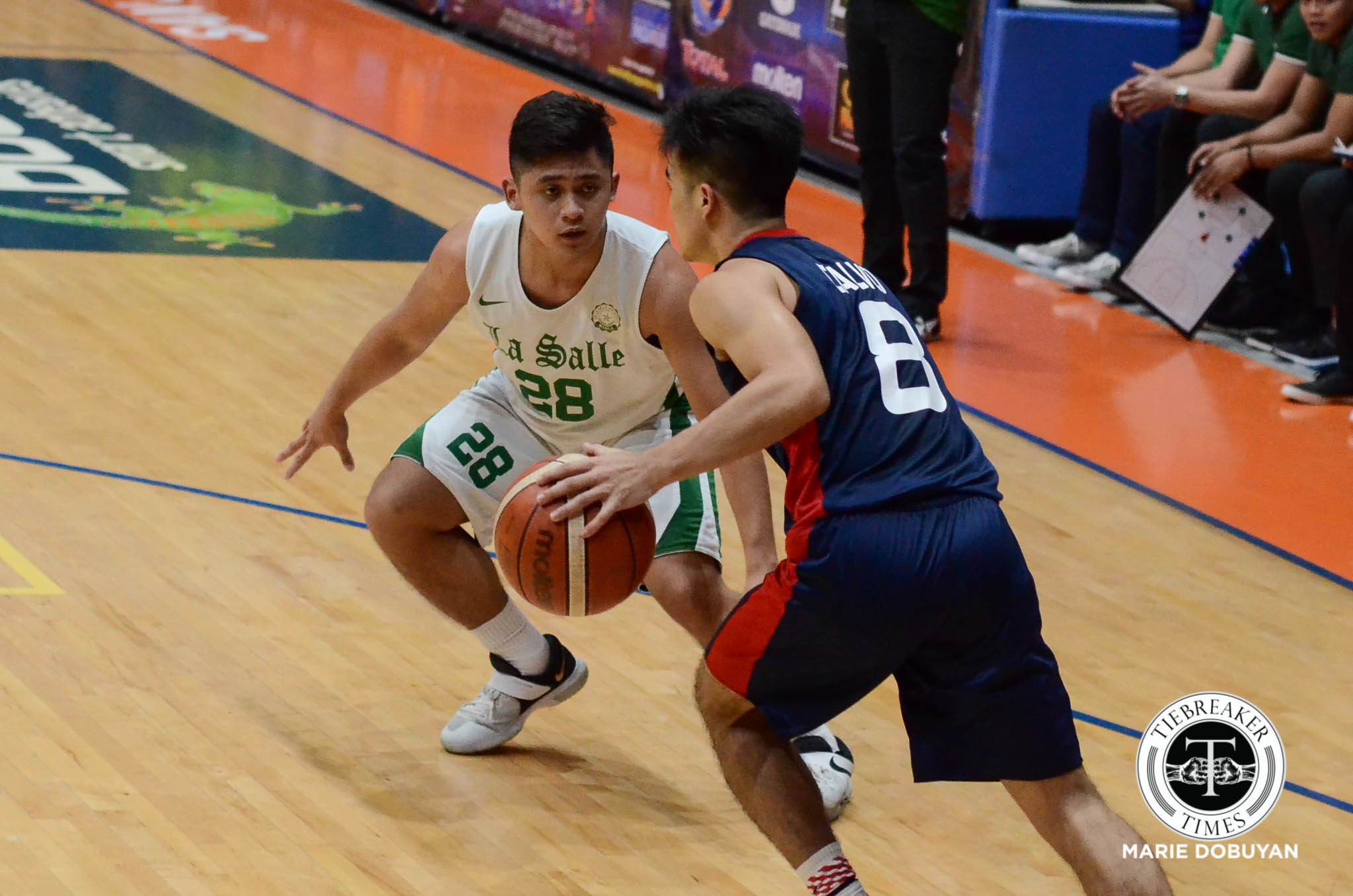 Tiebreaker Times Ex-Green Archer Ramil Tero transfers to San Sebastian Basketball NCAA News SSC-R  San Sebastian Seniors Basketball Ramil Tero NCAA Season 95 Seniors Basketball NCAA Season 95