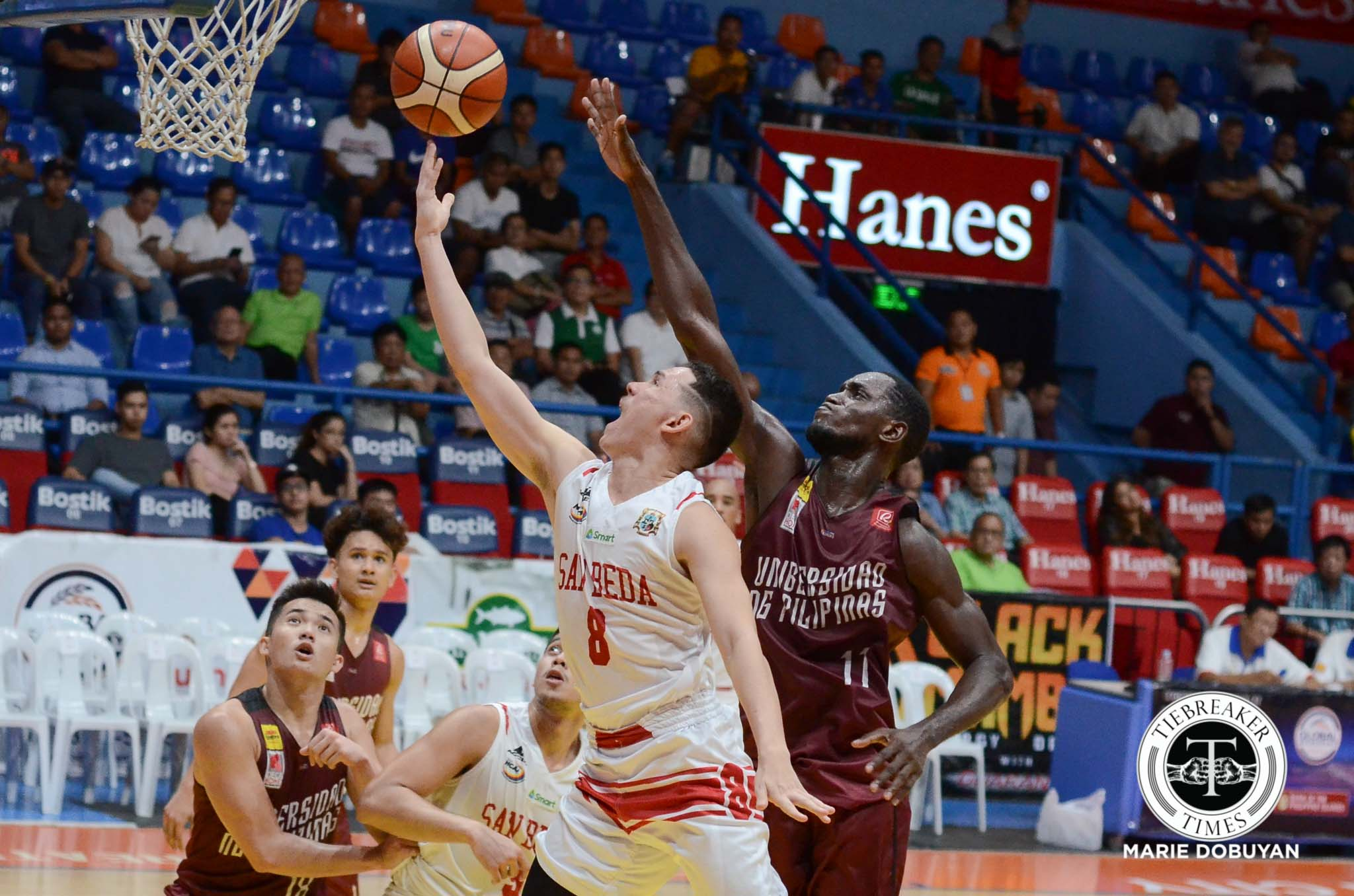 Tiebreaker Times UP to appeal Ouattara's and Ricafort's ineligibility Basketball News UAAP UP  UP Men's Basketball UAAP Season 80 Men's Basketball UAAP Season 80 Ronnie Dizer Rob Ricafort Ibrahim Ouattara Bo Perasol