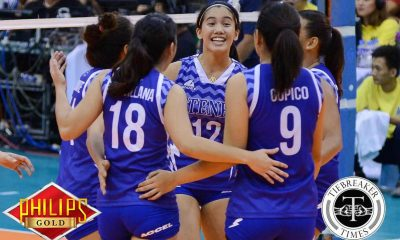 Tiebreaker Times REPORT: Jia Morado to play for Creamline in PVL News PVL Volleyball  Jia Morado Creamline Cool Smashers 2017 PVL Women's Reinforced Conference 2017 PVL Season