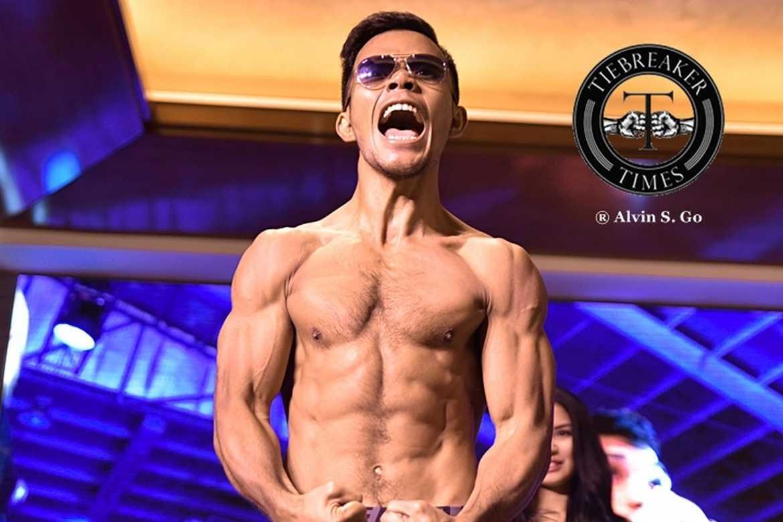 Philippine Sports News - Tiebreaker Times Rolando Dy makes weight; CJ De Tomas misses Mixed Martial Arts News UFC  UFC Fight Night 111 Rolando Dy Naoki Inoue CJ De Tomas Alex Caceres
