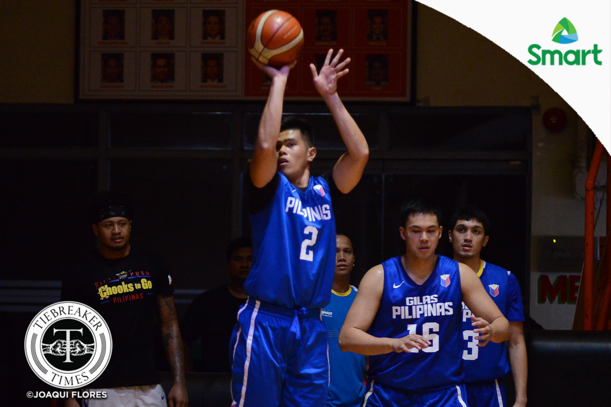 Philippine Sports News - Tiebreaker Times 60 seconds with SMART Gilas Pilipinas' Carl Cruz 2019 FIBA World Cup Qualifiers Basketball Gilas Pilipinas News  Carl Cruz 2019 FIBA World Cup Qualifiers Group B