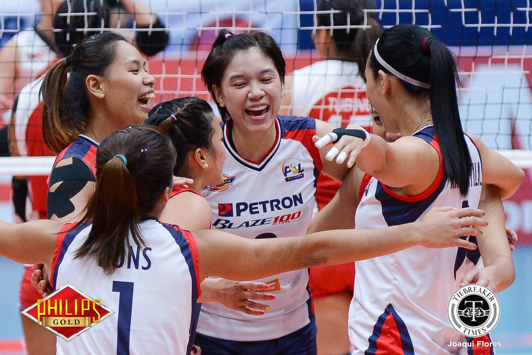 Tiebreaker Times Mika Reyes excited to face former F2 Logistics teammates News PSL Volleyball  Petron Blaze Spikers Mika Reyes 2017 PSL Season 2017 PSL All Filipino Conference
