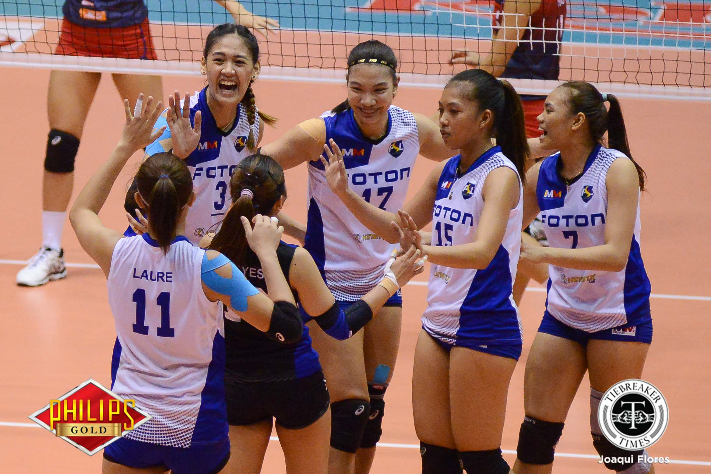 Tiebreaker Times Foton to fill Santiago sisters' absence by committee, says new head coach News PSL Volleyball  Foton Blue Energy Aaron Velez 2018 PSL Season 2018 PSL All Filipino Conference