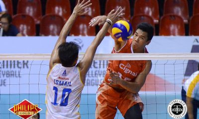 Tiebreaker Times Loud and Proud: Alfafara provides added leadership to Cignal, Men's NVT News PVL Volleyball  Mark Alfafara Cignal HD Spikerse 2017 SEA Games - Volleyball 2017 PVL Season 2017 PVL Men's Open Conference