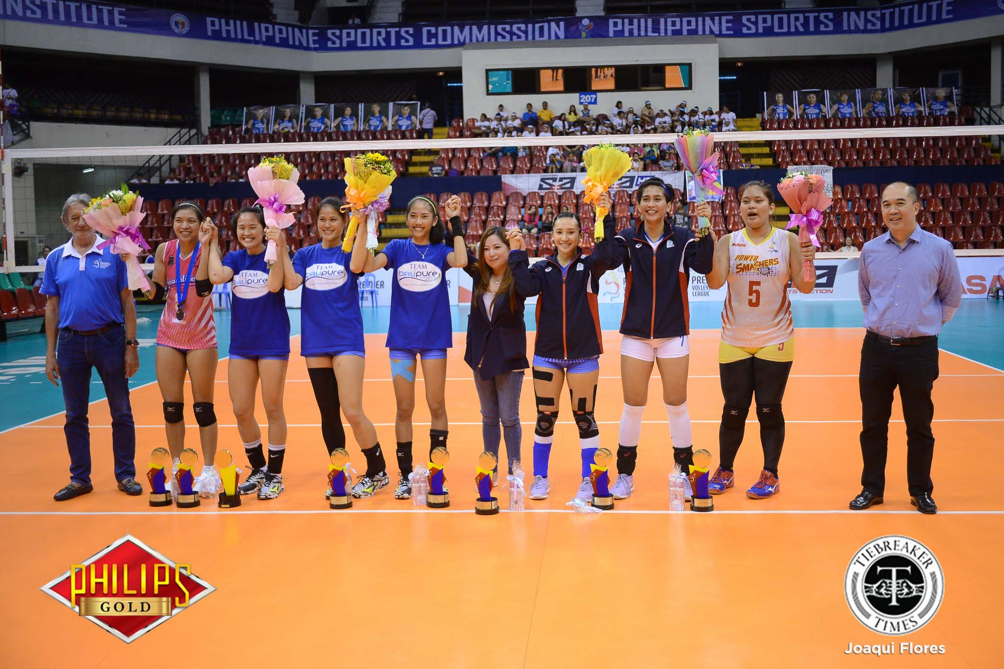 Tiebreaker Times PVL will push through amid AVC Women's Tourney News PVL Volleyball  Ricky Palou 2017 PVL Women's Open Conference 2017 PVL Season 2017 PVL Men's Open Conference