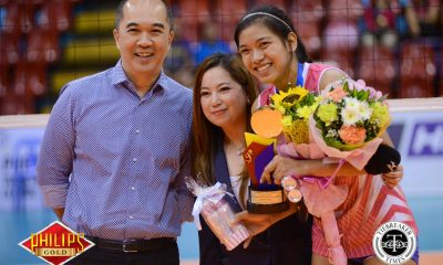 Tiebreaker Times Despite fourth PVL MVP award, Valdez far from being done News PVL Volleyball  Creamline Cool Smashers Alyssa Valdez 2017 PVL Women's Reinforced Conference 2017 PVL Season