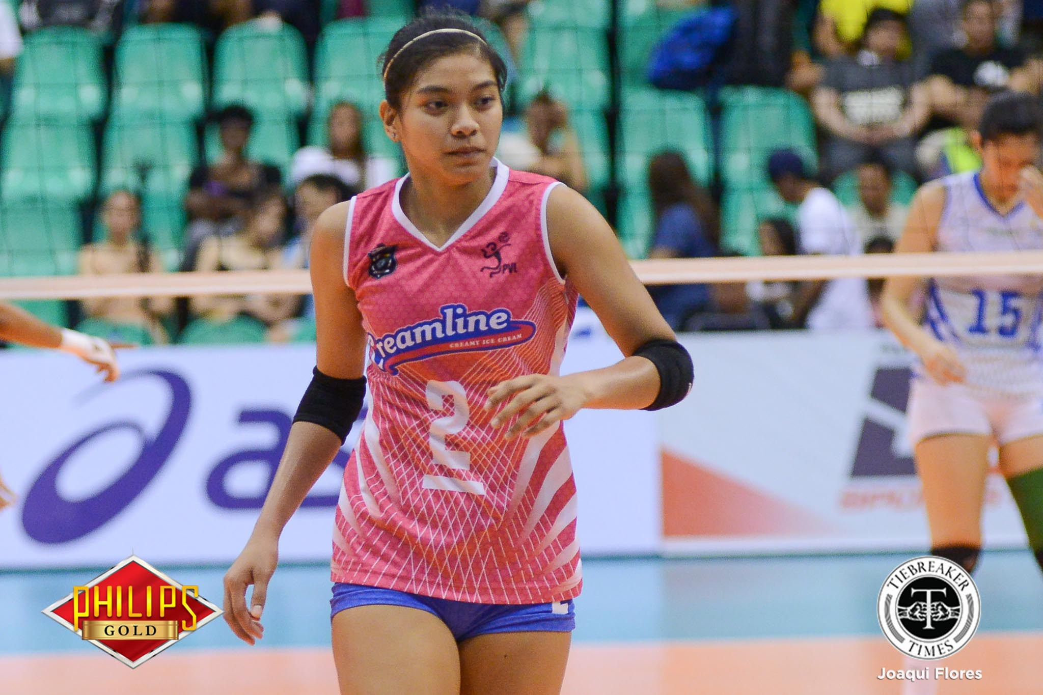 Philippine Sports News - Tiebreaker Times Valdez working hard to end championship drought News PVL Volleyball  PLDT Home Ultera Ultra Fast Spikers Creamline Cool Smashers Alyssa Valdez 2017 PVL Women's Reinforced Conference 2017 PVL Season