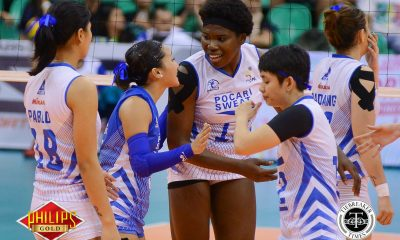 Tiebreaker Times Pocari Sweat looks to rekindle championship spirit in Game Three News PVL Volleyball  Pocari Sweat Lady Warriors Krystal Rivers 2017 PVL Women's Reinforced Conference 2017 PVL Season