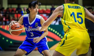 Tiebreaker Times Perlas open campaign in dominant fashion, romp Singapore by 34 points 2017 SEA Games Basketball News Perlas Pilipinas  Patrick Aquino Janine Pontejos Camille Sambile Afril Bernardino 2017 SEA Games - Basketball