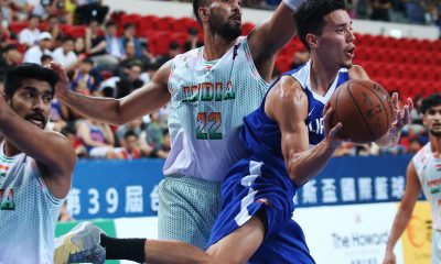 Tiebreaker Times Matthew Wright on Gilas' 17 triples vs India: 'I knew we were due' Basketball Gilas Pilipinas News  Matthew Wright 2017 Jones Cup