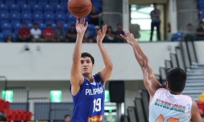 Tiebreaker Times Hot-shooting Gilas romps India by 31 Basketball Gilas Pilipinas News  Von Pessumal Matthew Wright Christian Standhardinger Chot Reyes Almond Vosotros 2017 Jones Cup