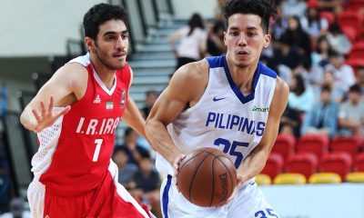 Tiebreaker Times Gilas ends Jones Cup run strong, finishes fourth Basketball Gilas Pilipinas News  Mike Myers Matthew Wright Christian Standhardinger Chot Reyes 2017 Jones Cup