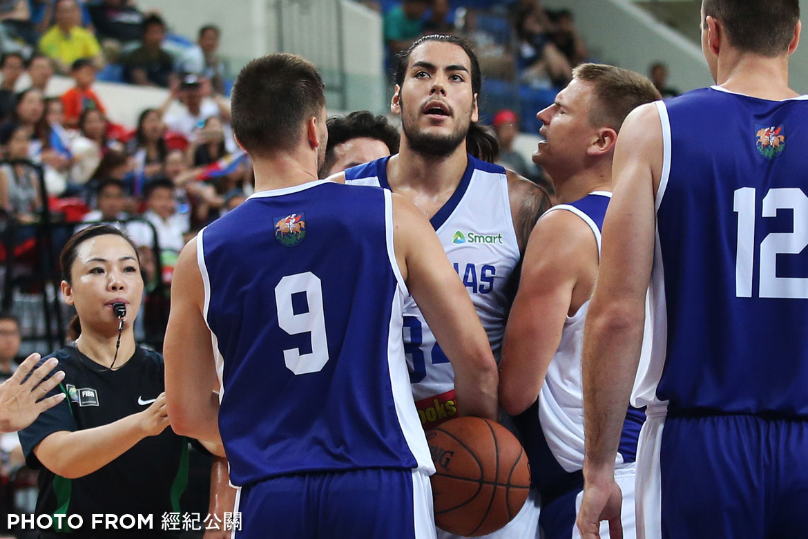 Tiebreaker Times Tests in relationship with coach will only bring growth, says Standhardinger Basketball Gilas Pilipinas News  Christian Standhardinger 2017 Jones Cup