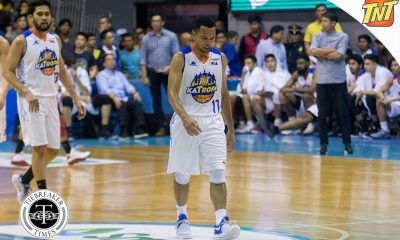 Tiebreaker Times First Finals experience will only help TNT's young core, believes Castro Basketball News PBA  TNT Katropa PBA Season 42 Jayson Castro 2017 PBA Commissioners Cup
