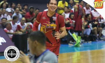 Tiebreaker Times Set to make history, June Mar Fajardo still looks back with wonder Basketball News PBA  San Miguel Beermen PBA Season 43 June Mar Fajardo 2017-18 PBA Philippine Cup