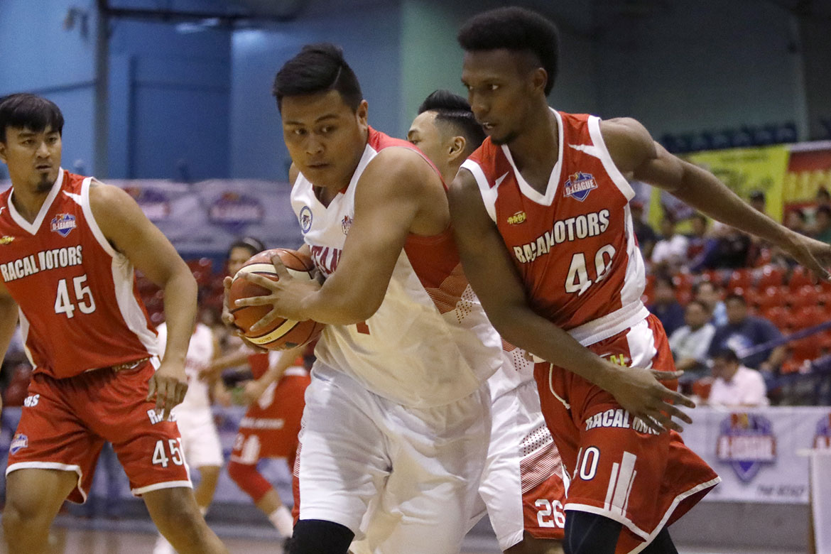 Philippine Sports News - Tiebreaker Times Batangas inches closer to securing playoff spot, eliminates Racal Basketball News PBA D-League  Racal Motors Alibaba Province of Batangas (PBA D-League) Paolo Pontejos Jhaps Bautista Jessie Saitanan Jerry Codinera Jamil Ortuoste Eric Gonzales Cedrick Ablaza 2017 PBA D-League Season 2017 PBA D-League Foundation Cup