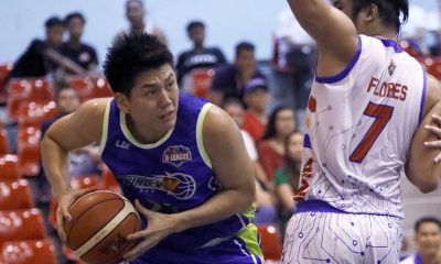 Tiebreaker Times Teng triple-double powers Flying V to top of the table Basketball News PBA D-League  Mark Herrera Jeron Teng Jeric Canada Flying V Thunder Eric Salamat Eric Altamirano Embons Bonleon Daniel Salonga André Paras AMA Online Education Titans 2017 PBA D-League Season 2017 PBA D-League Foundation Cup