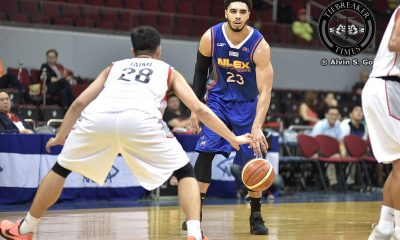 Tiebreaker Times Aaron Fuller to make Blackwater debut as Blakely relegated to IR list Basketball News PBA  PBA Transactions PBA Season 44 Marqus Blakely Blackwater Elite Aaron Fuller 2019 PBA Governors Cup
