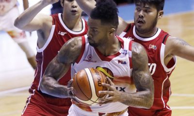 Tiebreaker Times Phoenix exacts vengeance on Kia to open conference on high note Basketball News PBA  RJ Jazul Phoenix Fuel Masters PBA Season 42 Markeith Cummings Kia Picanto JC Intal Eugene Phelps Chris Gavina Chito Jaime Bong Galanza Ariel Vanguardia 2017 PBA Governors Cup