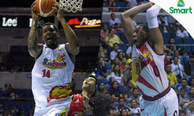 Tiebreaker Times The pressure is on for Wendell McKines, says Charles Rhodes Basketball News PBA  Wendell McKines San Miguel Beermen PBA Season 42 Charles Rhodes 2017 PBA Governors Cup