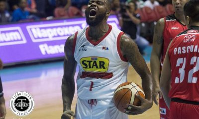 Tiebreaker Times Star replaces Cinmeon Bowers with 21-year-old Malcolm Hill Basketball News PBA  PBA Season 42 Malcolm Hill Jr. Cinmeon Bowers Chito Victolero 2017 PBA Governors Cup