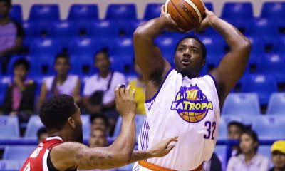 Tiebreaker Times Craig finishes with triple-double as TNT wards off Kia to open campaign Basketball News PBA  Troy Rosario TNT Katropa Reden Celda PBA Season 42 Nash Racela Michael Craig Markeith Cummings Kia Picanto Jayson Castro Chris Gavina 2017 PBA Governors Cup