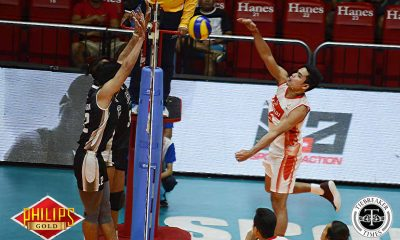 Tiebreaker Times Mighty Cignal makes quick work of Gamboa Coffee News PVL Volleyball  Ysay Marasigan Vince Mangulabnan Sandy Montero Saku Capate Philip Bagalay Oliver Almadro Mark Alfafara Mario Mia Gamboa Coffee Spikers Cignal HD Spikers 2017 PVL Season 2017 PVL Men's Open Conference