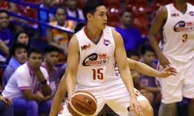 Tiebreaker Times Cignal HD books last outright semis slot Basketball News PBA D-League  Yong Garcia Rod Ebondo Oping Sumalinog Jude Roque JK Casino Jason Perkins Cignal HD Hawkeyes CEU Scorpions Byron Villarias Aaron Jeruta 2017 PBA D-League Season 2017 PBA D-League Foundation Cup