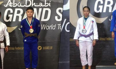 Tiebreaker Times Filipino grapplers shine in Japan Brazilian Jiu Jitsu News  eros baluyot Annie Ramirez abu dhabi grand slam