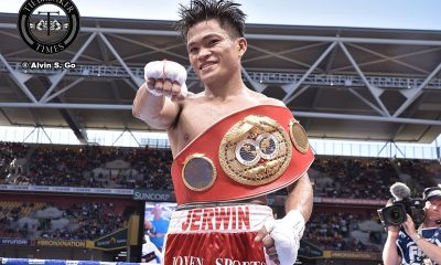 Tiebreaker Times The best has yet to come for Jerwin Ancajas Boxing News  MP Promotions Joven Sports Promotions Joven Jimenez Jerwin Ancajas