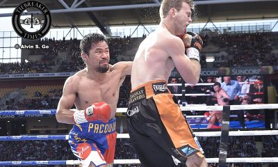 Tiebreaker Times Manny Pacquiao plans to stage Horn rematch in Manila Boxing News  Manny Pacquiao vs Jeff Horn Manny Pacquiao Jeff Horn