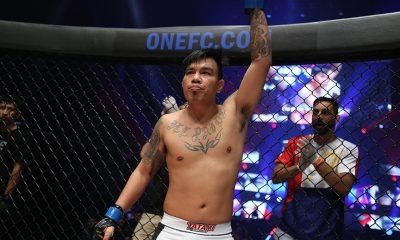 Tiebreaker Times Filipino MMA fighter Batolbatol passes away due to road accident Mixed Martial Arts News ONE Championship  Rocky Batolbatol