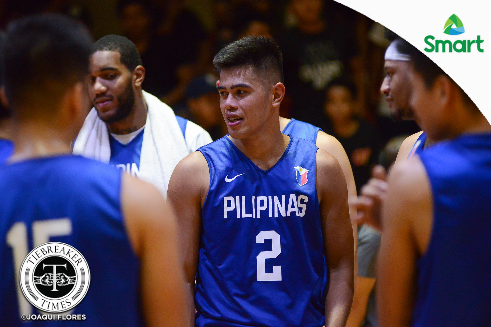 Tiebreaker Times Carl Cruz out to prove that he belongs Basketball Gilas Pilipinas News  Chot Reyes Carl Cruz 2017 Jones Cup