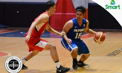 Tiebreaker Times Sloppy Gilas receives rude welcome from Canadians Basketball Gilas Pilipinas News  Keifer Ravena Chot Reyes Carl Cruz Bobby Ray Parks Jr. 2017 Jones Cup