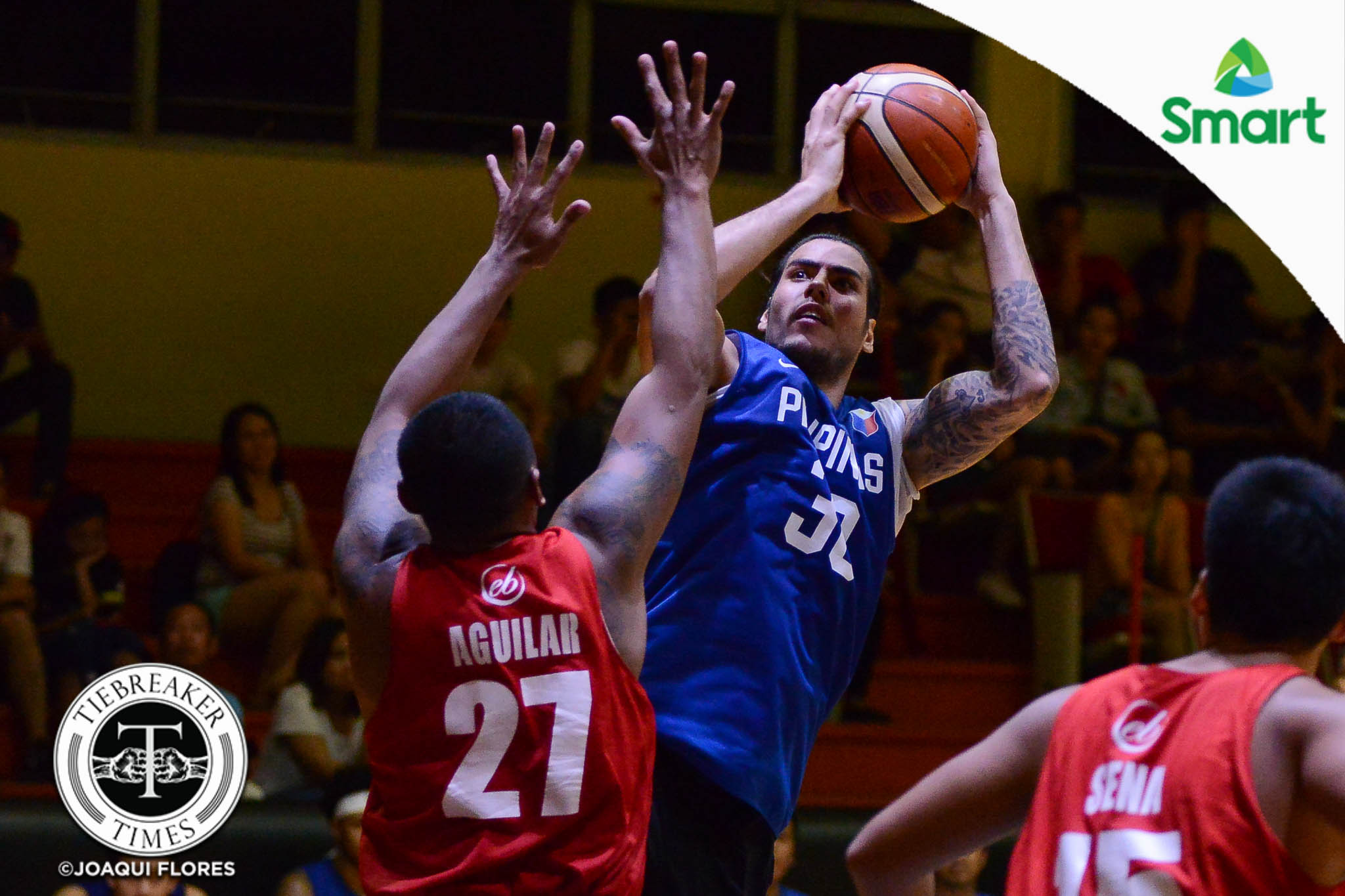 Philippine Sports News - Tiebreaker Times Hong Kong Eastern believes Christian Standhardinger will finish ABL season ABL Basketball News PBA  PBA Season 43 Hong Kong Eastern Long Lions Christian Standhardinger 2017-18 ABL Season 2017 PBA Draft