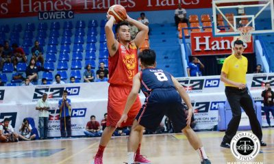 Tiebreaker Times Estrella out to prove that Mapua can win without Oraeme Basketball MIT NCAA News  NCAA Season 93 Seniors Basketball NCAA Season 93 Mapua Seniors Basketball Andrew Estrella