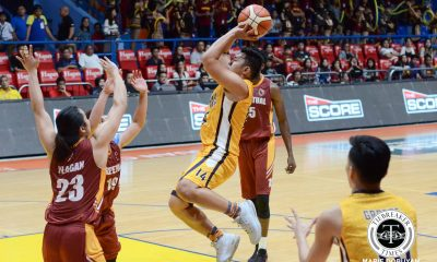 Tiebreaker Times Teodoro, JRU bounce back, hands Perpetual second loss Basketball JRU NCAA News UPHSD  Teytey Teodoro Prince Eze Perpetual Seniors Basketball NCAA Season 93 Seniors Basketball NCAA Season 93 JRU Seniors Basketball GJ Ylagan Gio Lasquesty Abdoul Poutuouchi