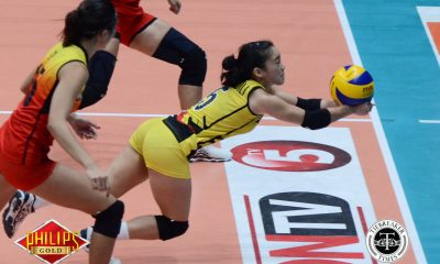 Tiebreaker Times RDJ confident in 'world-class' libero Dawn Macandili News PSL Volleyball  Ramil De Jesus F2 Logistics Cargo Movers Dawn Macandili 2017 PSL Season 2017 PSL Grand Prix