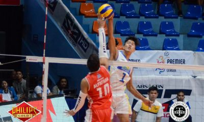 Tiebreaker Times Megabuilders comes of age, hands Cignal first loss News PVL Volleyball  Ricky Marcos Oliver Almadro Megabuilders Volley Bolts Mark Alfafara Kim Malabunga James Natividad Fauzi Ismail Dong dela Cruz Cignal HD Spikers Bryan Bagunas 2017 PVL Season 2017 PVL Men's Open Conference