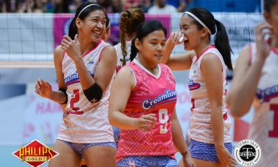 Tiebreaker Times Alyssa Valdez braces for NT duties, calls for unity amid attendance issues News PSL PVL Volleyball  F2 Logistics Cargo Movers Creamline Cool Smashers Alyssa Valdez Aby Marano 2017 SEA Games - Volleyball 2017 PVL Women's Open Conference 2017 PVL Season 2017 PSL Season 2017 PSL All Filipino Conference