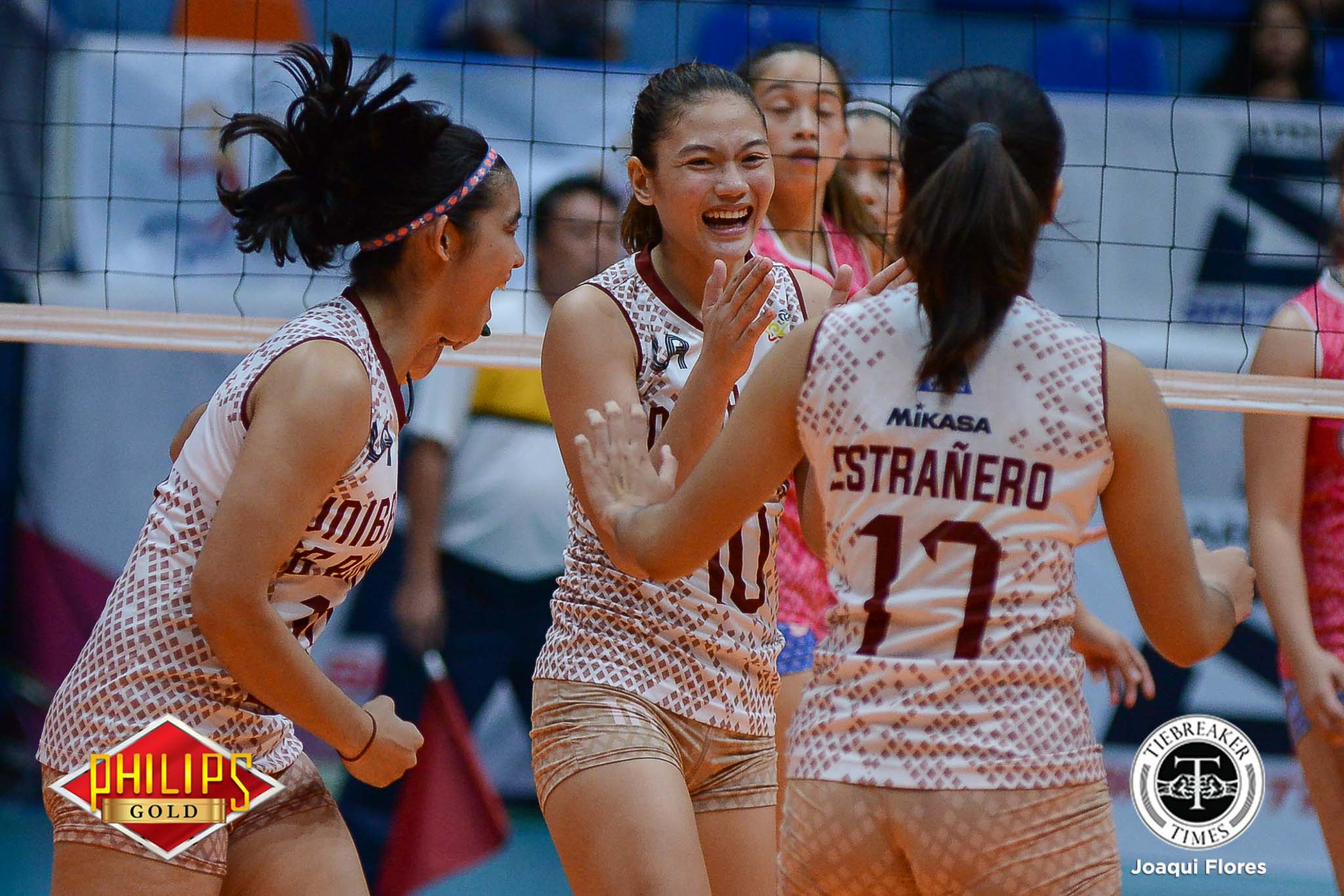 Philippine Sports News - Tiebreaker Times Challenging Open Conference raises UP's sense of urgency News PVL UP Volleyball  UP Women's Volleyball Tots Carlos Jerry Yee Isa Molde 2017 PVL Women's Open Conference 2017 PVL Season