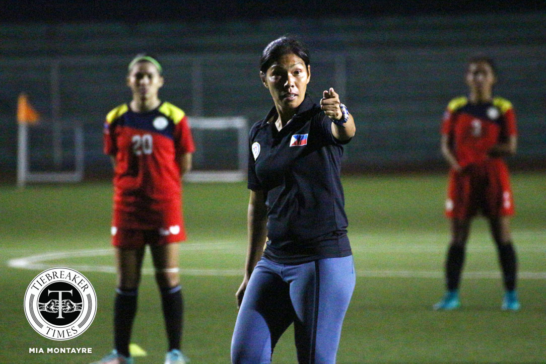Let Dimzon takes over as Women's Football Team head coach ...