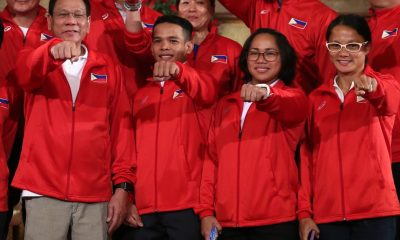 Tiebreaker Times Nestor Colonia in 'make-or-break' bid 2017 SEA Games News Weightlifting  PWF Nestor Colonia Hidilyn Diaz 2017 SEA Games - Weightlifting