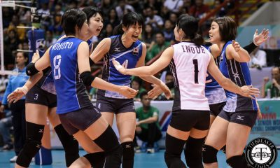 Tiebreaker Times Japan breaks Thailand's heart again, rallies back to claim AVC Seniors gold 2017 Asian Women's News Volleyball  Thailand (Volleyball) Risa Shinnabe Moksri Chachu-on Mami Uchiseto Koyomi Tominaga Kotoe Inoue Kongyot Ajcharaporn Kokram Pimpichaya Japan (Volleyball)