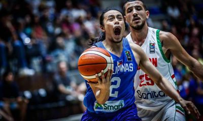 Tiebreaker Times Gilas Pilipinas drop to seventh place game Basketball Gilas Pilipinas News  Jayson Castro Chot Reyes 2017 FIBA Asia Cup