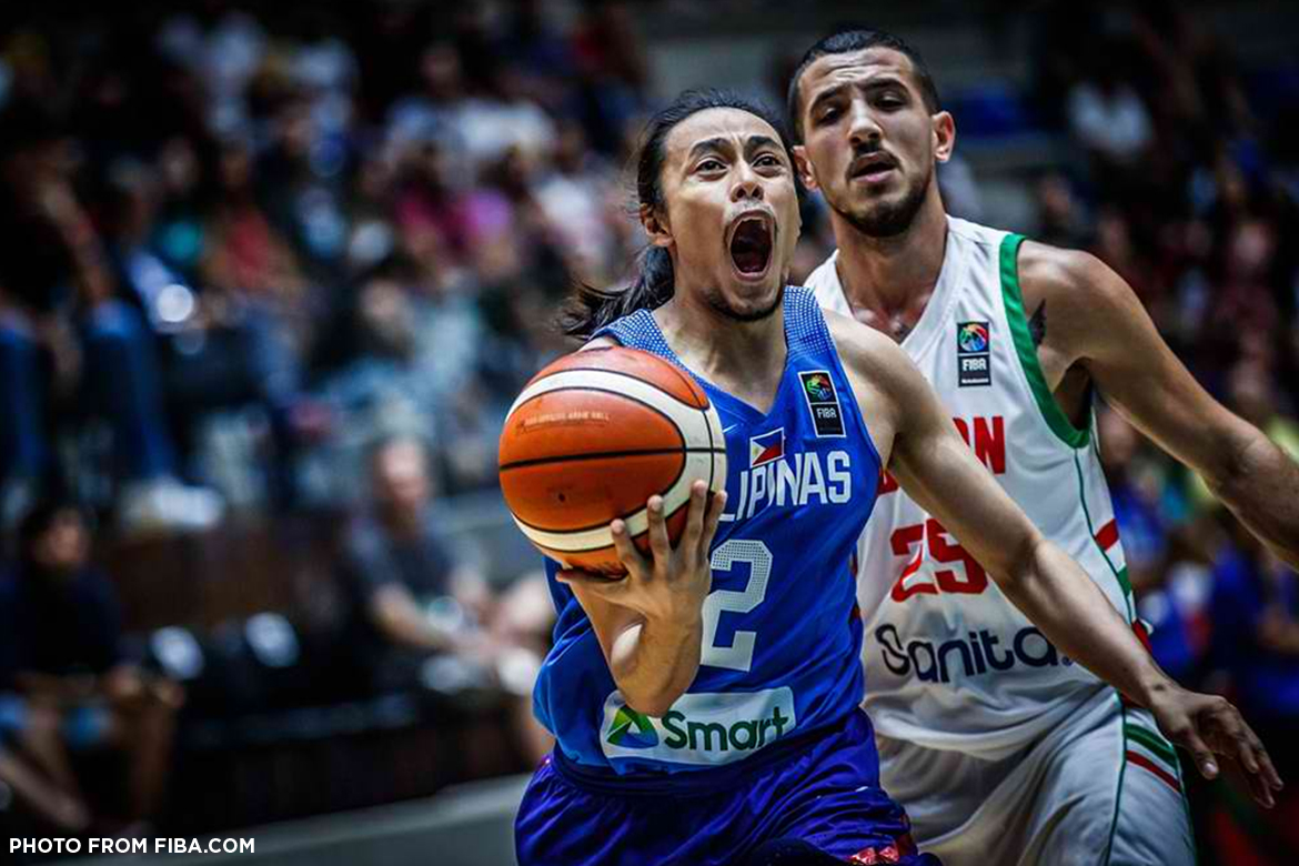 Philippine Sports News - Tiebreaker Times Gilas Pilipinas drop to seventh place game Basketball Gilas Pilipinas News  Jayson Castro Chot Reyes 2017 FIBA Asia Cup